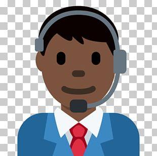 Emoji Human Skin Color Dark Skin PNG