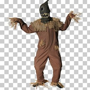 Halloween Costume Mask Scarecrow Clothing PNG