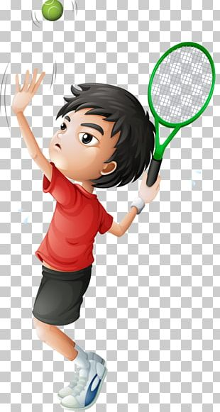 Tennis Play Stock Photography PNG