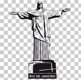 Christ The Redeemer Statue Of Liberty Drawing Corcovado PNG