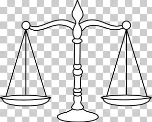 Weighing Scale Lady Justice Triple Beam Balance PNG