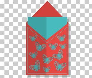 Paper Red Envelope PNG
