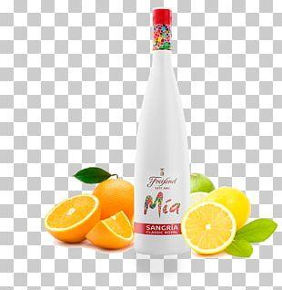 Liqueur Orange Drink Juice Sangria Non-alcoholic Drink PNG