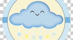 Rain Boy Blessing Cloud Love PNG