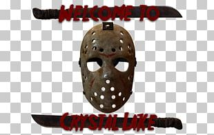 Friday The 13th: The Game Jason Voorhees Mask Video Game PNG