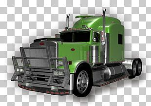 Car AB Volvo Mack Trucks Peterbilt 379 Semi-trailer Truck PNG