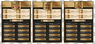 Wine List Menu Restaurant PNG
