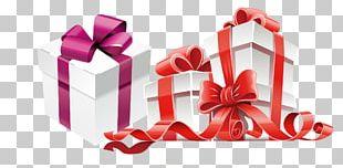Gift Card Box Christmas PNG