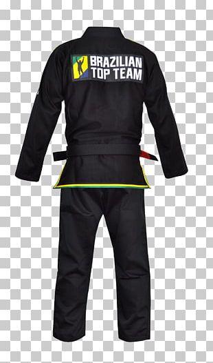 Karate Gi Brazilian Jiu-jitsu Gi Brazilian Top Team PNG