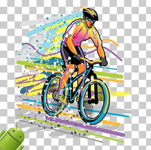 Bicycle Helmets Cycling Drawing PNG