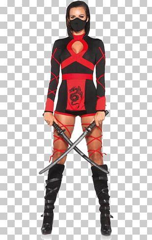Halloween Costume Cosplay Woman PNG