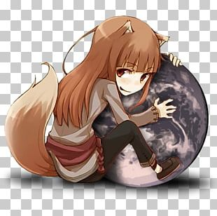 Spice And Wolf Chibi Anime Animation Manga PNG