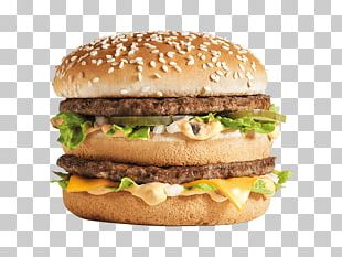McDonald's Big Mac Hamburger Whopper Big Mac Index Burger King PNG