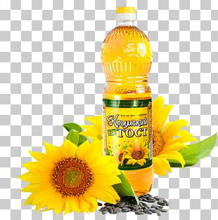 Sunflower Oil Seed Oil Cooking Oils Olive Oil PNG