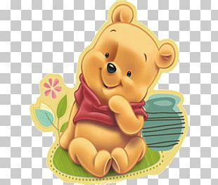Winnie-the-Pooh Baby Shower Infant Birthday Party PNG