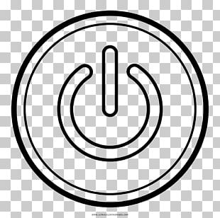 White Circle Number PNG