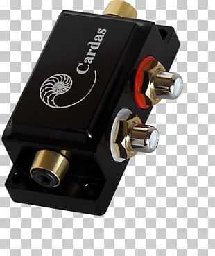 RCA Connector Adapter Electronics DIN Connector Naim Audio PNG