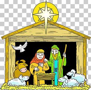Manger Nativity Scene Nativity Of Jesus Child Jesus PNG