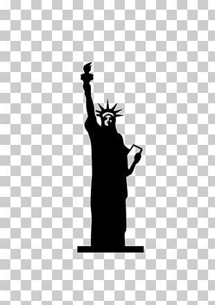 Statue Of Liberty Eiffel Tower Icon PNG