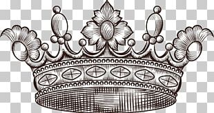 Crown Drawing Designer PNG