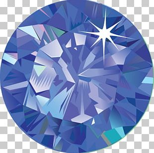 Gemstone Sapphire Stock Illustration PNG