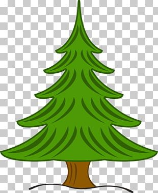 Santa Claus Christmas Tree Drawing PNG