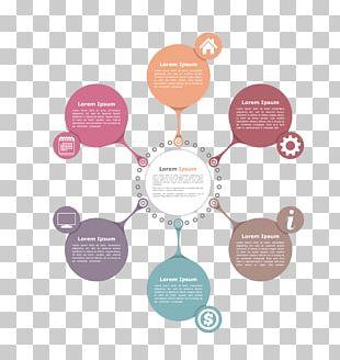 Infographic Flowchart Diagram PNG