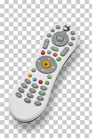 Remote Controls TiVo Bolt Digital Video Recorders Product Manuals PNG