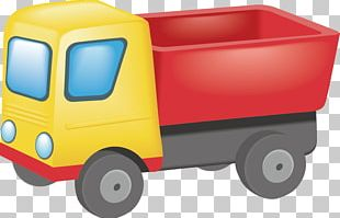 Car Toy Truck Child PNG