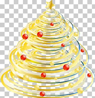 Christmas Tree Vecteur PNG