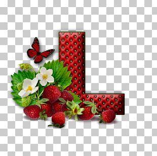 Letter Alphabet Flower Initial PNG