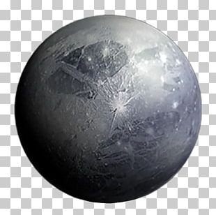 Planet ICO Pluto Icon PNG