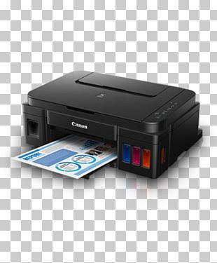 Inkjet Printing Multi-function Printer Canon PNG