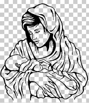 Child Jesus Drawing Coloring Book Infant PNG