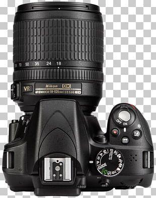 Nikon D3400 Nikon D3300 Nikon AF-S DX Zoom-Nikkor 18-55mm F/3.5-5.6G Nikon AF-P DX Nikkor Zoom 18-55mm F/3.5-5.6G VR Canon EF-S 18–55mm Lens PNG