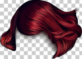 Wig Hair Coloring Fashion Hairstyle PNG