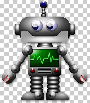 Humanoid Robot Android Robotic Pet Agricultural Robot PNG