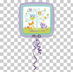 Toy Balloon Baby Shower Party Infant PNG