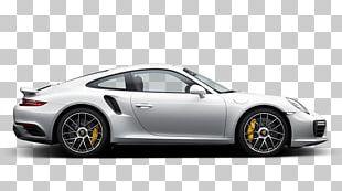 Porsche 930 Sports Car 2018 Porsche 911 Turbo PNG