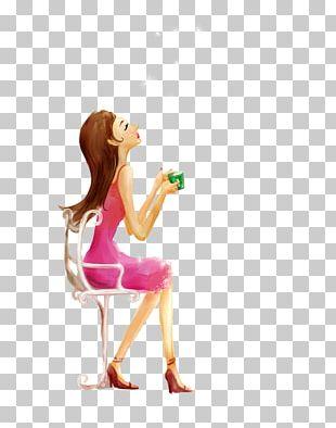 Ginger Tea Jujube Brown Sugar Illustration PNG