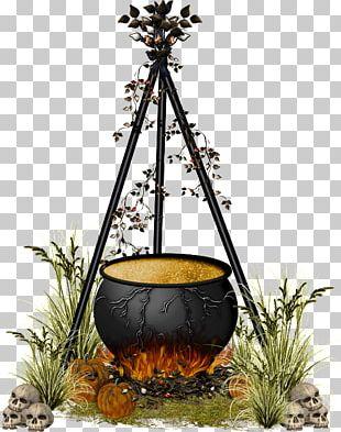 Cauldron Boszorkány Hexenkessel Marmite Halloween PNG