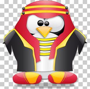 Penguin Beak Tuxedo PNG