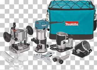Makita RT0701CX3 Router Laminate Trimmer Makita RT0701CX7 PNG