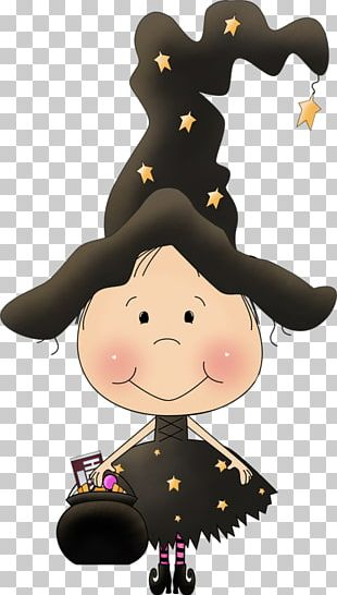 Witchcraft Halloween PNG