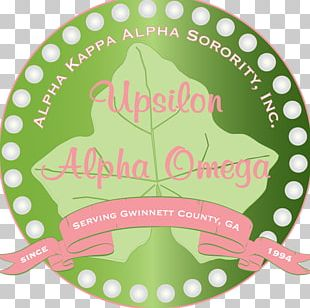 Alpha Kappa Alpha Gwinnett County PNG