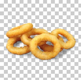 Onion Ring Squid Roast Fast Food Squid As Food French Fries PNG