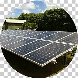 Solar Power Energy Roof Solar Panels Daylighting PNG