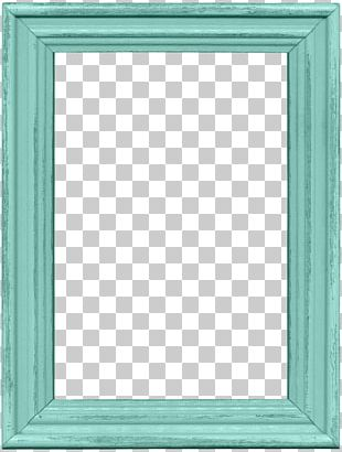Window Frame Text Blue Pattern PNG