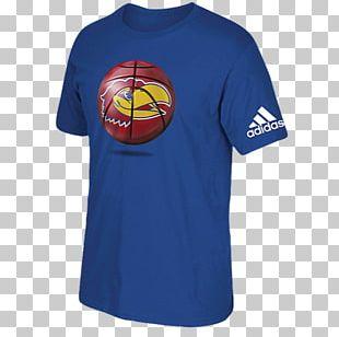 T-shirt Foot Locker Kansas Jayhawks Men's Basketball Adidas PNG