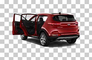 2018 Kia Sportage Car Sport Utility Vehicle Mazda CX-9 PNG